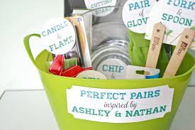 cute bridal shower gifts image ideas diy inexpensive wedding gift homemade