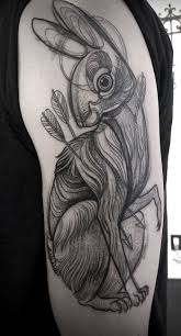 Sketch Tattoos Look Like Theyve Been Drawn On With A Pencil Demilked