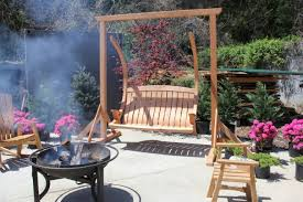 5 Swing Fire Pit Amazing Porch Swing Fire Pit Designs Ideas