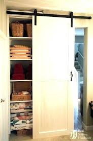 sliding door closet organization lacquered glass doors ideas storage small designs
