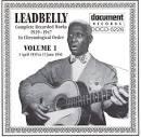 Leadbelly, Vol. 1