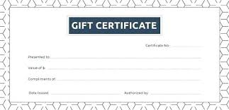 Free Printable Gift Certificate Template Word Printable Gift Certificates Free Template Certificate Word