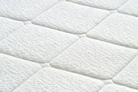 mattress texture. Close-up Of White Mattress Texture Patter Quilted Material Comfortable Copy Space Stock