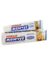 <b>Зубная паста</b> Новый Жемчуг Бережное отбеливание, 50 мл ...