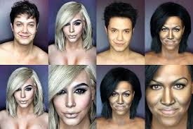 makeup artist paolo ballesteros transforms himself into various female celebrities beyoncé makeup transformation filipino asian