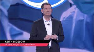 AWS re:Invent 2018: Keith Bigelow, GM and SVP at GE Healthcare, Speaks at  Monday Night Live - Hosting Journalist.com
