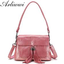 Arliwwi Brand <b>High Quality</b> Female Serpentine <b>Embossed</b> Shiny ...