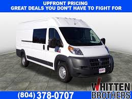 New 2018 RAM ProMaster 3500 for Sale | Whitten Brothers