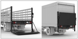 Vending Machine Moving Equipment Unique Tommy Gate Launches MediumDuty Railgate For Stake And Van Bodies