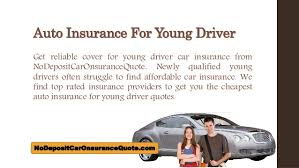 Insurance Quote Online Classy Get Affordable Young Driver Car Insurance Quotes Online