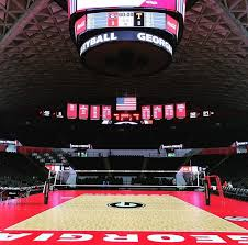 Stegeman Coliseum Gymnastics Seating Chart Facility Directions