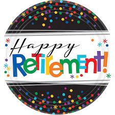 If you are invited to a retirement party, it's always nice to bring a little gift for the retiree. Happy Retirement Party Supplies Retirement Party Ideas Decorations Party City
