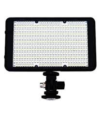 Video Camera Led Light Price In India Simpex 348 Led Light White And Yellow Price In India Buy