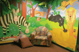 Small Picture Wall Design For Kids Home Design Ideas
