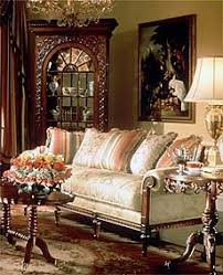 the harrods fine furniture collection by highland house includes the eaton curio cabinet and halkin sofa
