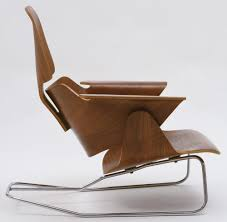 ray and charles eames furniture. Charles Eames, Ray Eames. Experimental Lounge Chair. C. 1944 And Eames Furniture