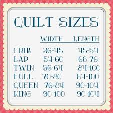 The 25+ best Quilt size charts ideas on Pinterest | Quilting ... & quilt size chart Adamdwight.com