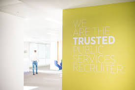 creative office walls. White Wall Graphic On The Office In London For Morgan Hunt. Recruitment Company Creative Branding Project By Vinyl Impression Walls
