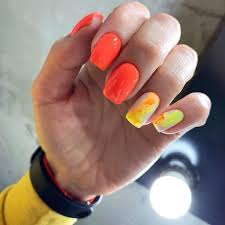Red And Yellow Nail Designs Diva Nails 60 Diva Nail Art Design Ideas From Instagram