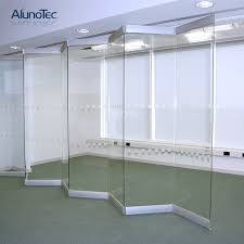 bifold frameless glass door hardware