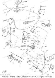 Wiring diagram yamaha motorcycle diagrams innocenti mini fuel tank tamde unusual ideas electrical circuit morris series
