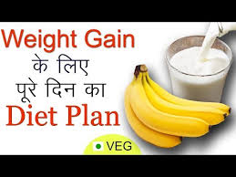 How To Gain Weight Fast Vegetarian Diet Plan For Weight