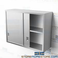 wall hung stainless steel commercial