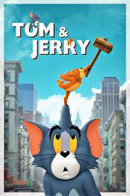 DOWNLOAD | Film: TOM AND JERRY (4K ULTRA HD) NEW 2021 Movie FULL (HD-1080p)