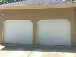 18x8 garage door s clopay glass