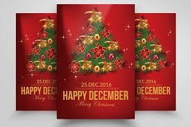 Christmas Flyer Templates Christmas Flyer Template