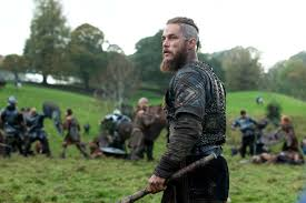 Vikings Season 2 Finale A Talk with Travis Fimmel and Michael.