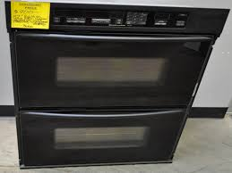 modern kitchen kitchenaid superba 27 inch convection double wall oven stock glubdubs kitchenaid superba microwave parts