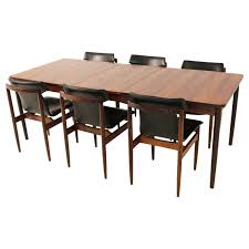 fascinating mid century modern dining table dining room home with fascinating mid century modern dining table
