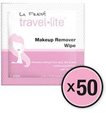 f1076 la fresh travel lite makeup remover wipes 8 x 6