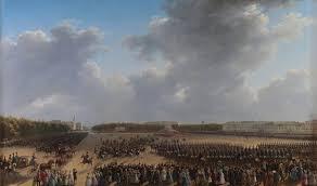Парад 6 октября 1831 года в Петербурге (картина) — Википедия