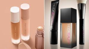 here are the actual differences between the huda and fenty foundations