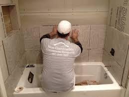 tile installation bath tub installation in maitland fl dommerich 18453