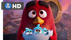 The Angry Birds Movie Hindi (14/14) Ending Scene MovieClips - YouTube