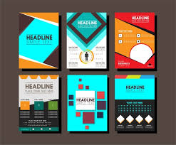 tamplate layout design free download brochure design templates collection