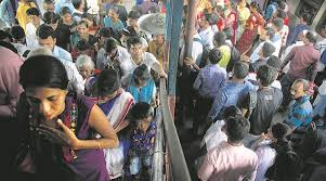 Image result for Elphinstone Road station stampede live updates