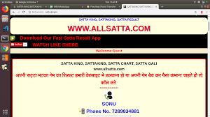 Satta Site Ds Satta King Satta King Rdl Satta Sharjah