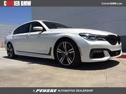 BMW 3 Series white 750 bmw : 2018 New BMW 7 Series 750i at Crevier BMW Serving Orange County ...