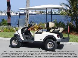 lift kit for golf cart. ez go golf cart with lift kit for