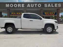 Chevrolet Colorado Extended Cab Work Truck Pickup In Texas For ...