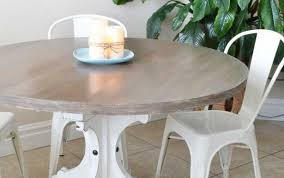 pedestal square double wood design outdoor trestle table plans room expanding diy round woodworking expandable farmhouse