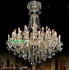 big crystal chandelier in recent extra large crystal chandelier lighting entryway high ceiling gallery 4