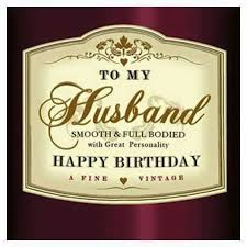 b day gift for husband images