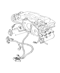 Chrysler strap ground 4865274aa on chrysler prowler wiring diagrams