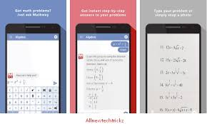mathway math problem solver android app  basic math pre algebra algebra trigonometry precalculus calculus statistics finite math linear algebra chemistry graphing