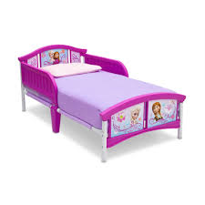 disney minnie mouse plastic toddler bed with canopy by delta children com